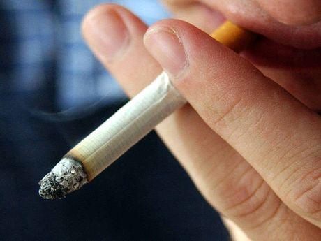 Smokers quit.