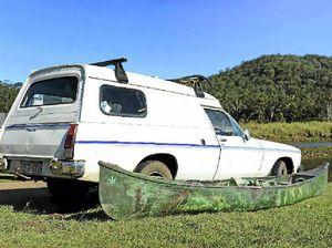 Family's grave fears for missing kayaker
