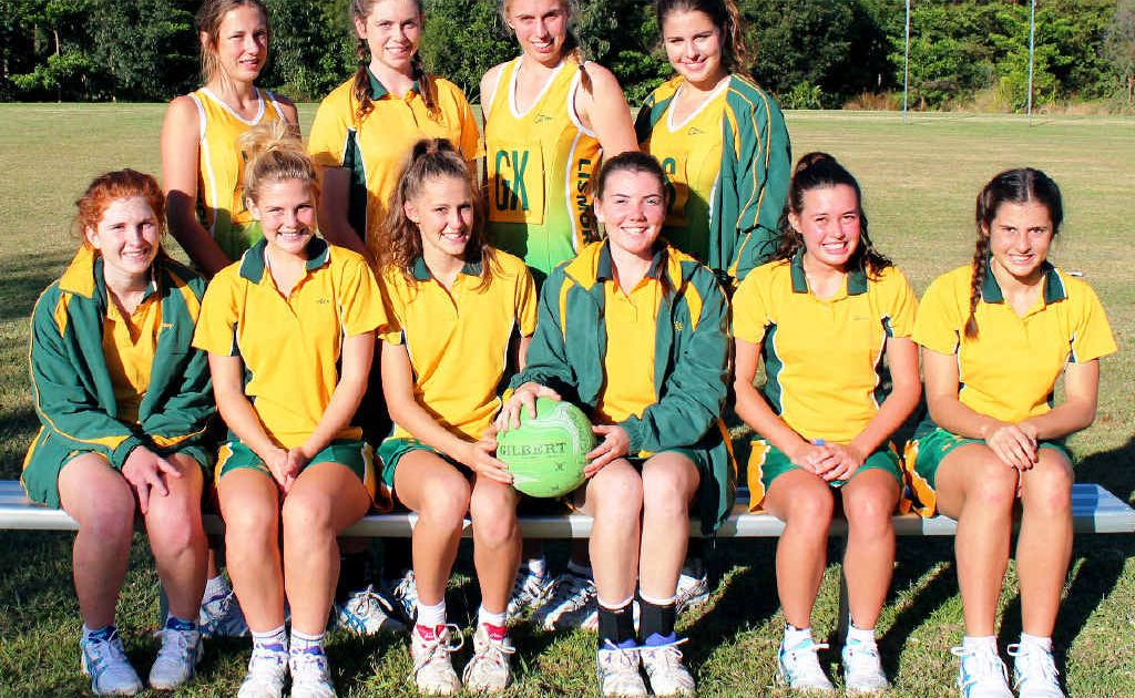 READY FOR ACTION: Lismore Netballers are looking forward to testing their skills against tough opposition at this weekend's 17 Years State Championships.