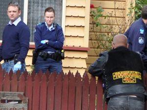 Police raids sweep across city in crackdown on drugs, bikies