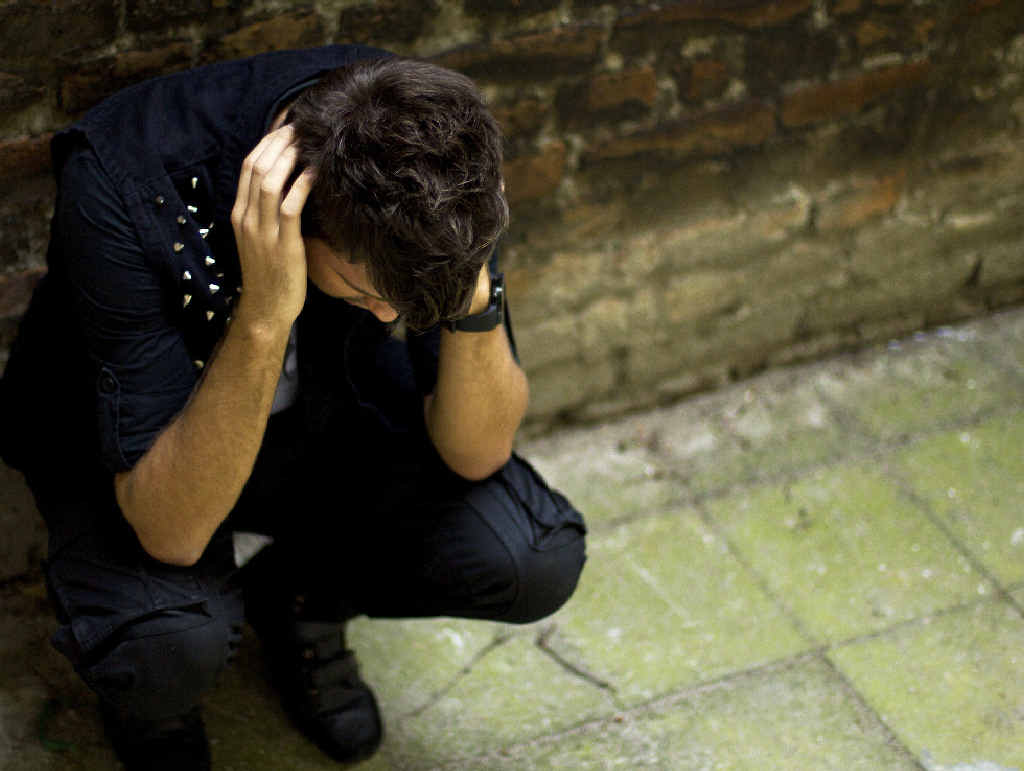 Men are three times as likely to commit suicide as women, and it kills twice as many men as car accidents.