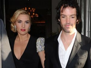 Kate Winslet is pregnant with Rocknroll's baby