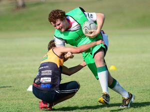 CQ Brahmans feature prominently in 35-man Central squad