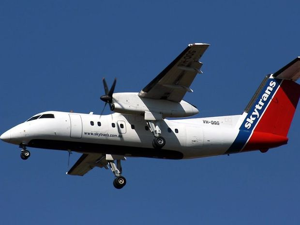 Queensland regional airline Skytrans has stopped flying.