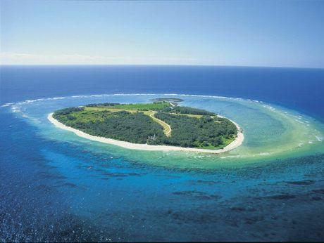 Lady Elliot Island, on the Great Barrier Reef. Photo Contributed