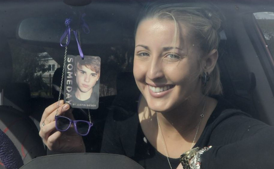 Laura Harrigan hopes to meet her idol Justin Bieber this year; a dream she has been working towards for four years.