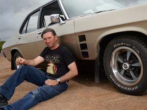V8 fan has sights set on restoring his Holden classic