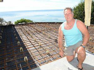 Rainbow Beach Surf Club renovation progressing