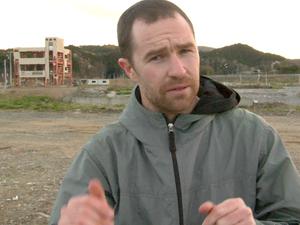 Journalist tracks down Minami Sanriku tsunami survivors