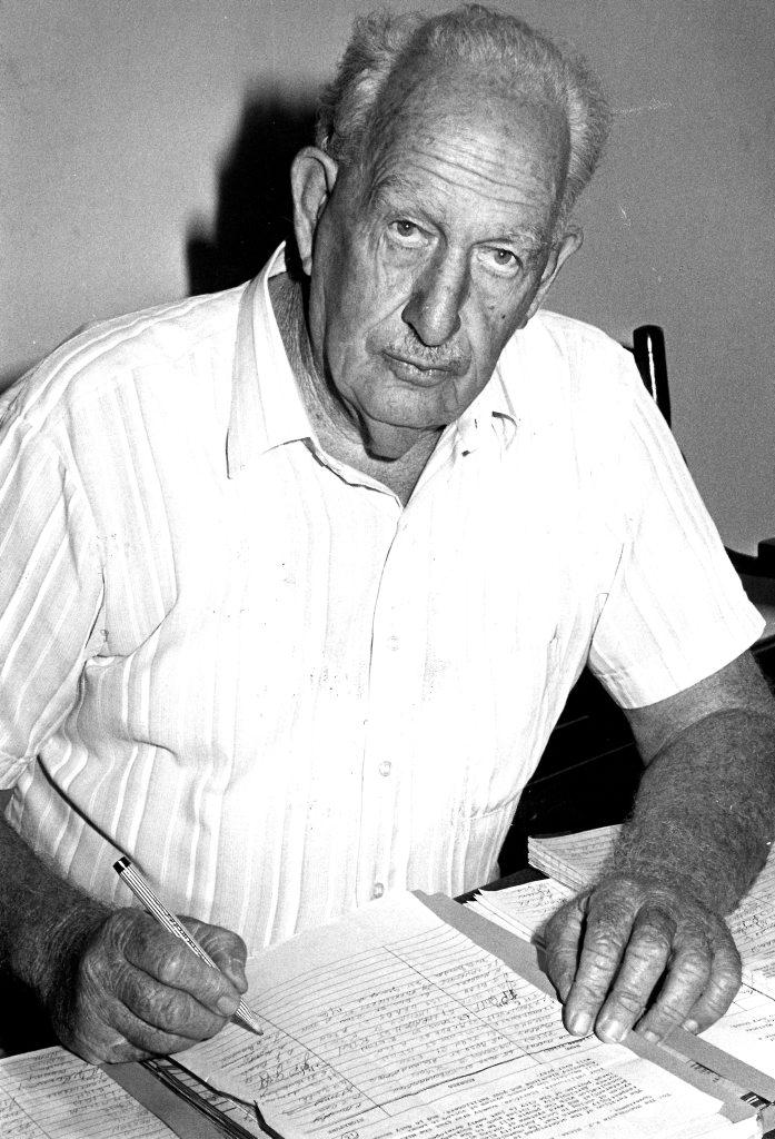 Rex Pilbeam. Photo Contributed
