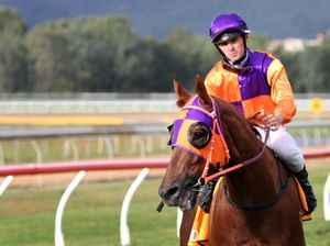 Rocky jockey Coome nabs Townsville Cup treble in a canter