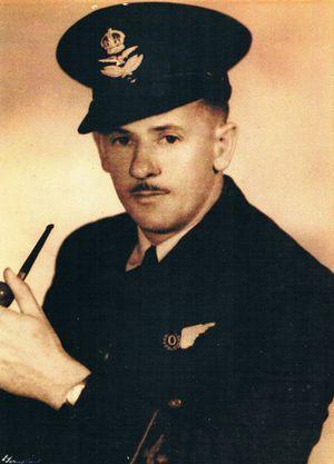 RAAF pilot Lex Logan