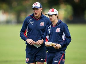 Taylor says Roosters will find it tough against Parra Eels