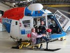 Council kicks in $15,000 to help AGL winch rescue missions