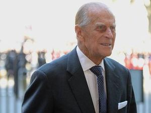 "Prince Philip to women: ""So who do you sponge off?"""