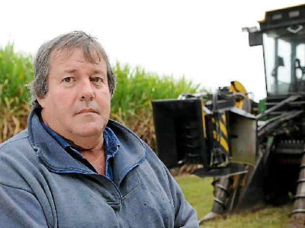 CONCERN: Allan Dingle says negotiations are under way regarding compensation.