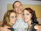 CLOSEKNIT FAMILY: Rebecca Ohlwein, Alexander Ohlwein and Stephanie Ohlwein.