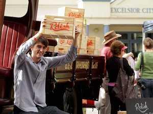 Maryborough buzzing with food and wine fanatics