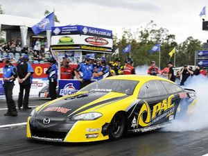 Racers in fast lane at Winternationals