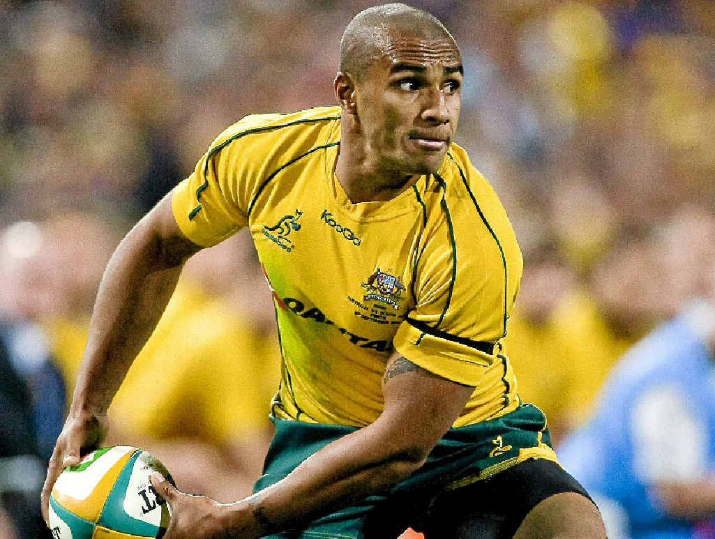 MAKES THE RIGHT CHOICES: Will Genia has the ability to become the greatest halfback Australia has produced, former Wallaby Brett Johnstone says.