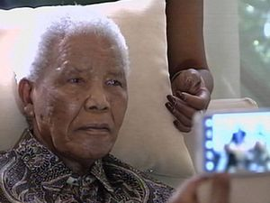 Archbishop Tutu salutes 'magician' who healed the nation