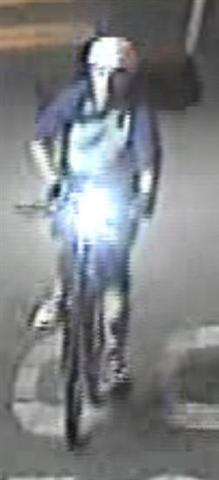 Police are looking for this man in relation to an arrow attack in Brisbane on Sunday June 9.