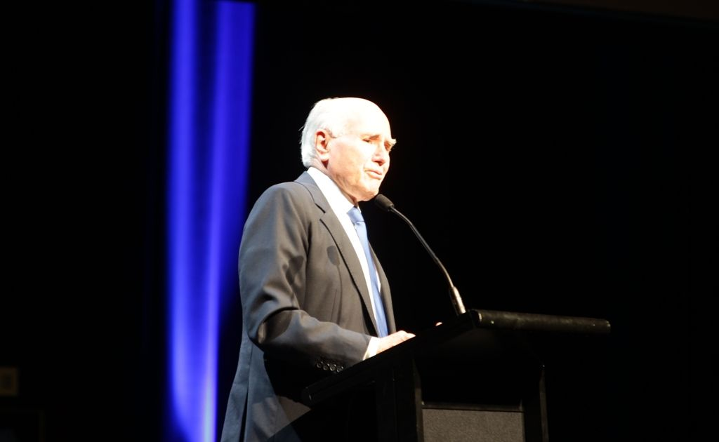 Christopher Pearson was an editor of the Adelaide Review and speech writer for Prime Minister John Howard.
