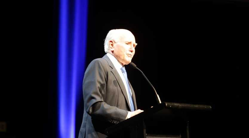 John Howard spent the most of all our former prime ministers in the last six months on office expenses.