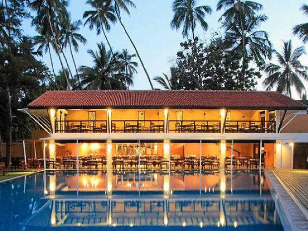 Avani Bentota Resort and Spa.