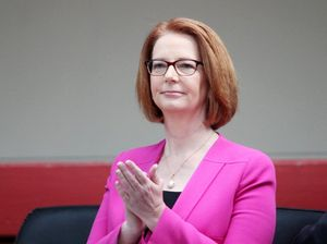 Rudd cuts and runs as Gillard warns of 'cuts to bone'
