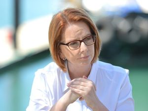 Gillard to make first public appearance since ousting