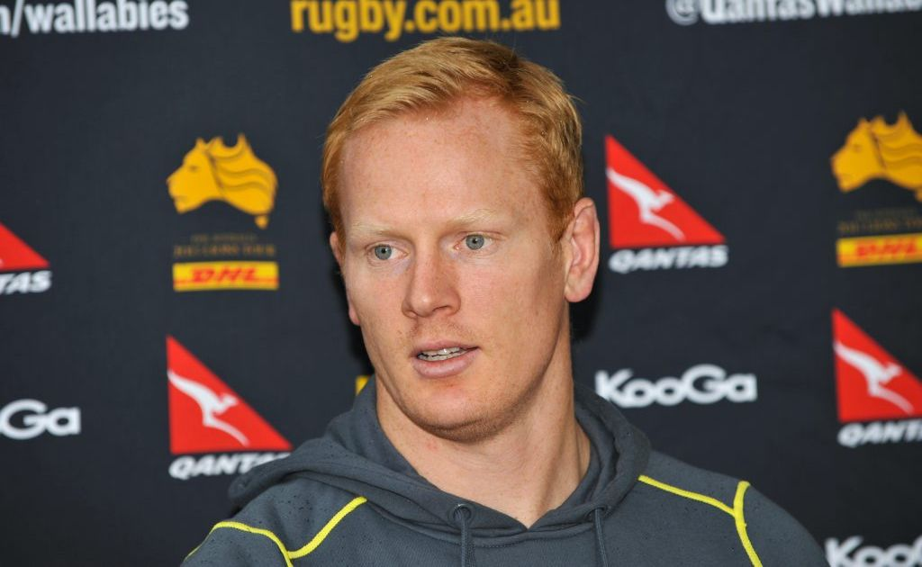 Wallabies player Peter Kimlin.