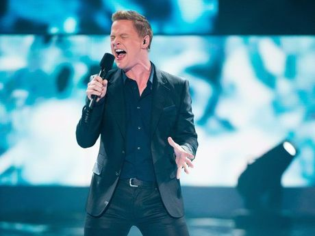 Contestant on The Voice. Luke Kennedy (Team Ricky). Photo: Contributed