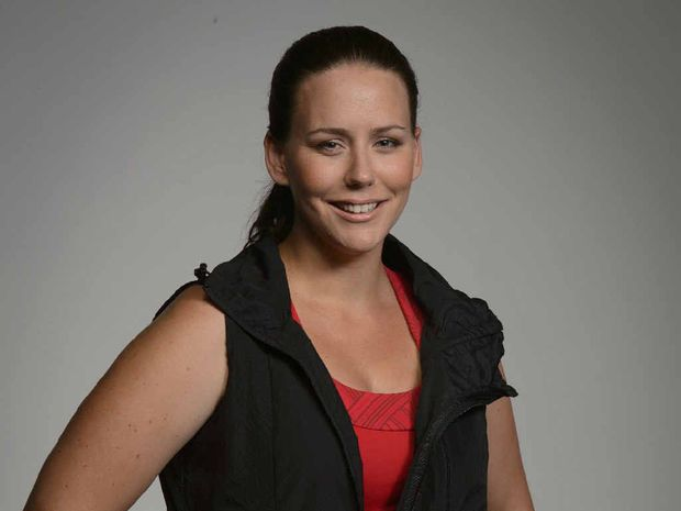 Kerrie Odger is competing in Channel Seven's new series of The Mole.