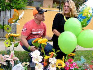 Family, friends mark Shandee Blackburn's birthday