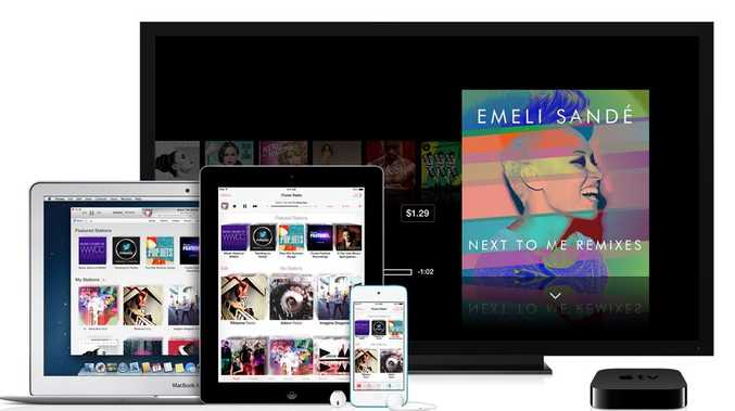 iTunes Radio will offer music from about 200 stations and the iTunes line-up across multiple platforms.