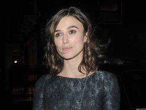 Keira Knightley fighting for women in Afghanistan