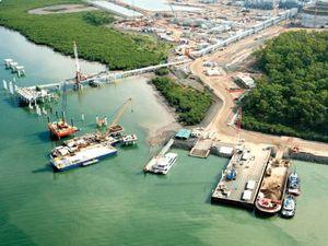 Curtis Island LNG project hits major milestone