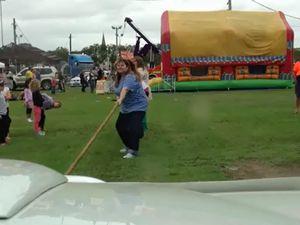 Women's Truck Pull