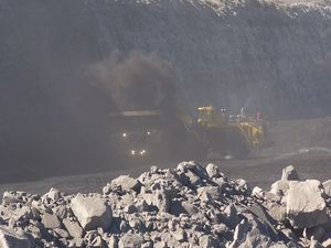 Mackay coal terminal has record breaking 2013