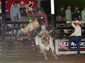 Rocky rodeo Friday 7 Jun