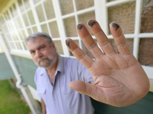 Resident wants to put a lid on dust pollution in Gladstone