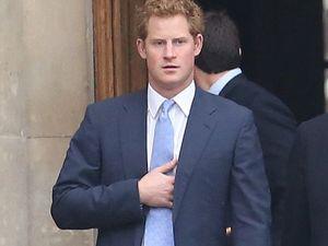 Prince Harry sets sights on fashion model Cara Delevingne
