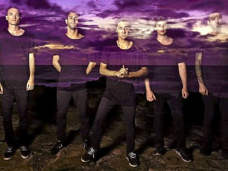 FAME FOUND: Self-labelled 'galactic-core' outfit Northlane will headline in Gladstone on Friday, June 28.