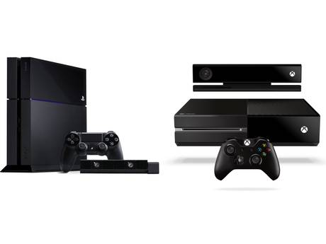 PS4 and Xbox One