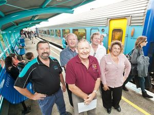 All aboard for rail centenary