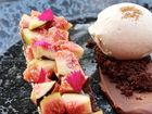 Linda Jones's photo of a dessert from Coast Restaurant in Hervey Bay was a hit with the judges.
