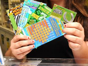 Second lotto 'winner' cheated out of cash