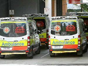 Health service denies ramping ambulances