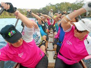 Rainbow Region Dragon Boat Club to host first regatta
